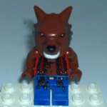 Lego Monster Fighters Werewolf 2012  minifigure @sold@